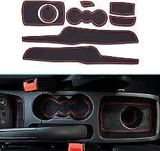 con 2 tappetini Antiscivolo OTOTEC vano portaoggetti per Ranger 11-18 bracciolo Centrale Anteriore per Auto