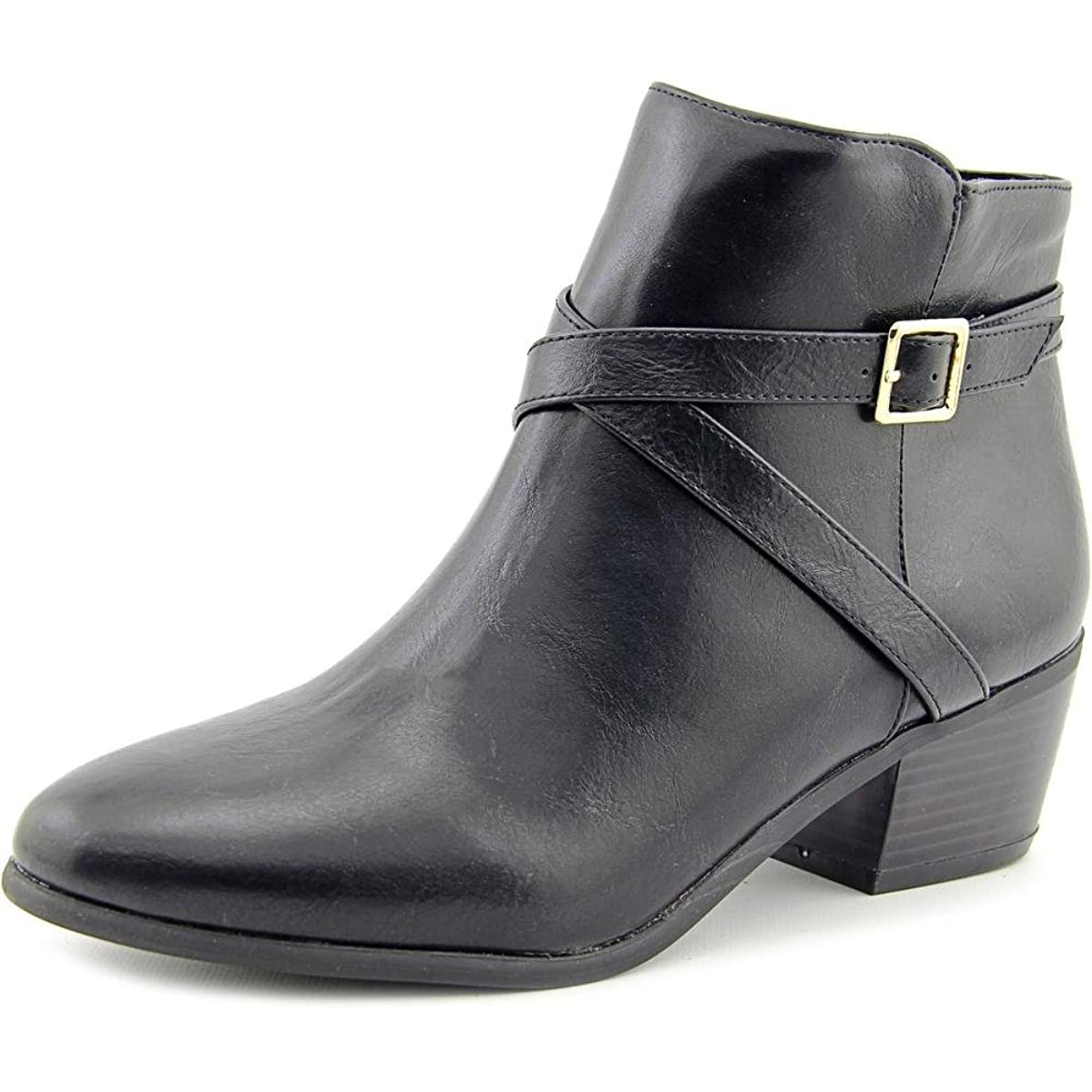 ビルダー告白する明るくするKaren Scott Womens Flynne Closed Toe Fashion Boots, Black, Size 8.5