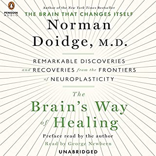 The Brain's Way of Healing audiobook cover art