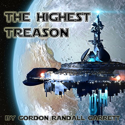 The Highest Treason audiobook cover art