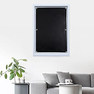 Oxdigi Blackout Blinds Window Cover with Suction Cups for Travel Baby Nursery Skylight Shade Bedroom Car RV Door Temporary Portable Curtain Thermal Insulated Blocking 100% Light 29.9 x 36.6 inches
