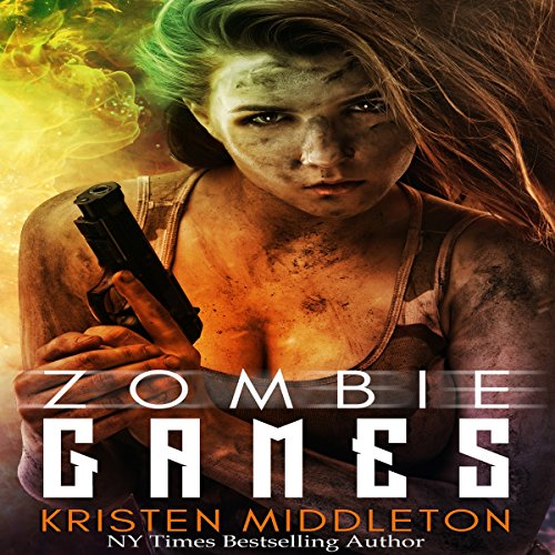 Zombie Games: Origins audiobook cover art