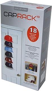 JQWORKLAND Caprack18 - Baseball Cap Holder (Black)