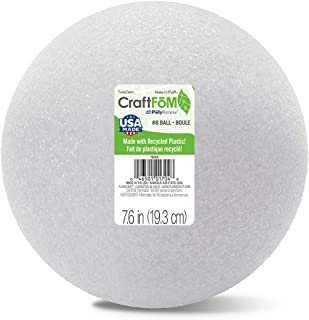 FloraCraft CraftFōM Ball White