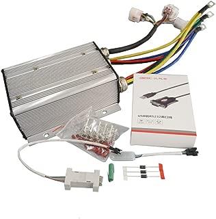 QSMOTOR Motor Controller KLS7230S 24V-72V 3000W Brushless Electric Bicycle Motor Sinusoidal Brushless