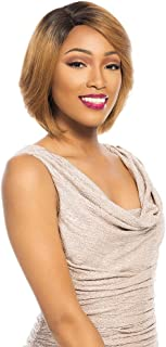 SENSATIONNEL EMPIRE 100% HUMAN HAIR CELEBRITY SERIES LACE FRONT WIG - TYRA (1B)