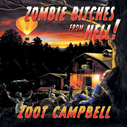 Zombie Bitches from Hell cover art