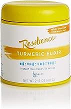 Bija Bhar Resilience Turmeric Elixir, Golden Milk Drink Mix, 2.12 Ounce Tin, 15 Servings
