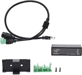 RS485 a Ethernet, servidor en serie de larga vida útil, la velocidad máxima del puerto en serie es de 460800 BPS Mano de o...