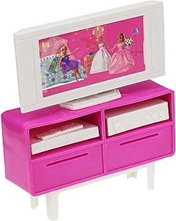 Amazoncom Barbie Furniture Dollhouse Accessories Toys Games