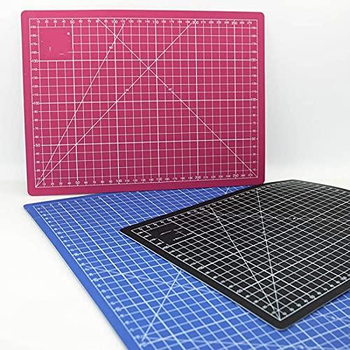 A2 / A3 / A4 Tablero de corte blanco Core Blanco Color de color Placa manual Placa de placa Modelo de placa de alta calidad Placa de corte de auto-reparación (Color : A3)