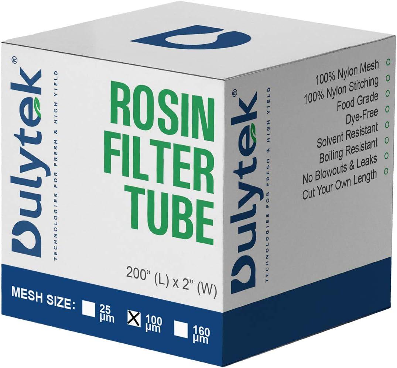 Max 85% OFF Dulytek Nylon Filter Tube Sleeve 100 Micron Dy 2