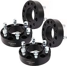 ECCPP 6x135 Wheel SPACERS HUB Centric, Hub Centric Wheel Spacers 1.5
