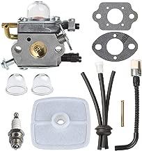 HIPA C1U-K42 Carburetor + Tune Up Kit Air filter for ECHO PB2100 Handheld Leaf Blower