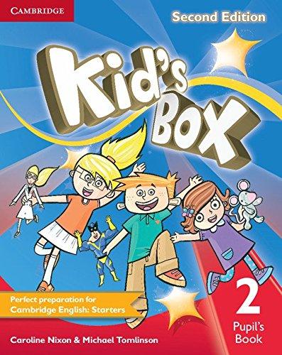 Nixon, C: Kid's Box Level 2 Pupil's Book