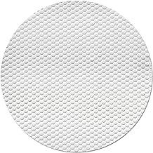 Round Pool Cover – afdekzeil op zonne-energie, zwembadzeil, rond, regenbestendige stofafdekking voor verwarmde zwembaden, ...