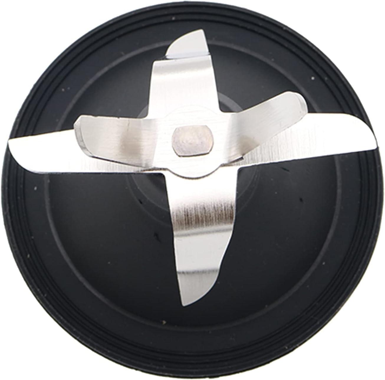 WUYUNXIAN Unidad de Cuchillo Aptos para Philips RI2095 RI2096 HR2093 HR2194 HR2195 HR2196 HR2095 HR2096 Ajuste para Las Piezas de licuadora de exprimidor