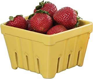Ceramic Fruit Stand Berry Basket