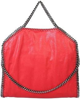 Stella McCartney Luxury Fashion Damen 234387W91326501 Rot Polyester Schultertasche   Jahreszeit Permanent
