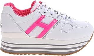 [HOGAN] レディース HXW2830BG50I6S9998 ホワイト 革 運動靴