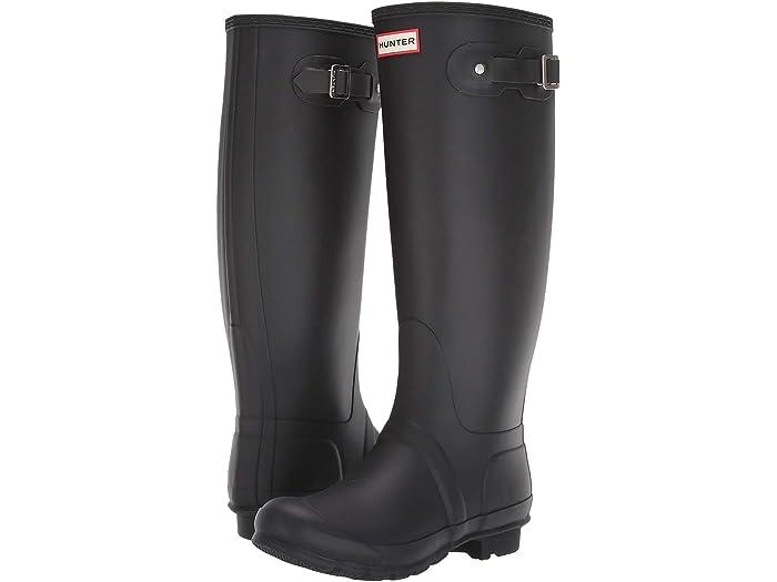 Hunter Original Tall Wide Leg Rain