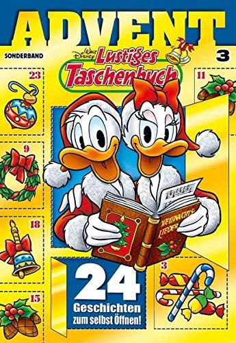 Lustiges Taschenbuch Advent 03: Sonderband
