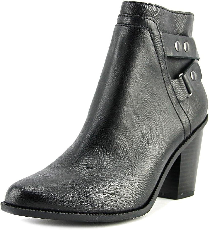 Bar III Womens Dove Closed Toe Ankle Fashion Boots, Black, Size 7.5