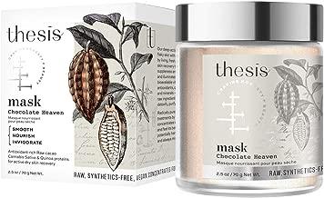 Thesis Organic Natural Facial Mask for Dry, Mature Skin - Nourishing, Skin Smoothing - Chocolate Heaven