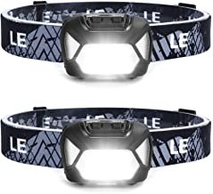 LED Headlamp Flashlights, Super Bright Head Lamps with Red Lights and 6 Modes, Compact and Lightweight, Perfect for Adults...