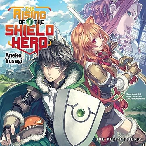 『The Rising of the Shield Hero, Volume 1』のカバーアート
