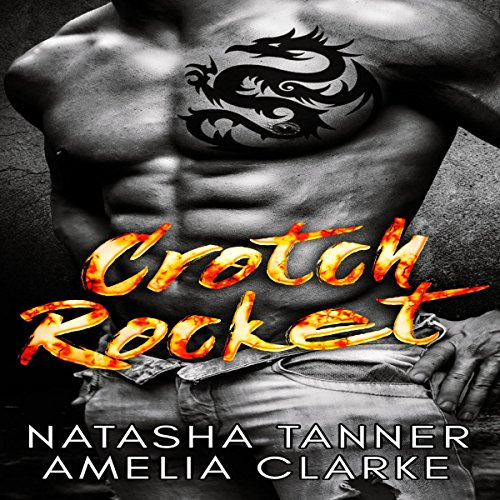 Crotch Rocket audiobook cover art
