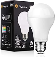 Ampoule standard incandescente 150Watts clair culot E27 Pack de 10 Jurassic Light