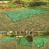 Red De Camuflaje Verde 3x5m Pantalla De Jardín Reforzada Red De Protección Solar Vela Carpa De Tela Lona Utilizada For Decorar Plantas Efecto Invernadero Sombreado 4x5m 4x6m (Size : 10 * 15m)