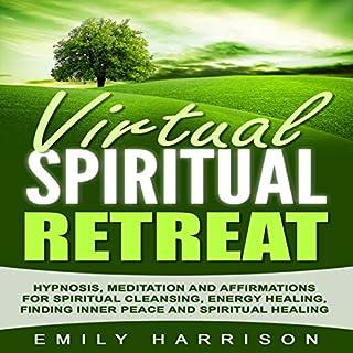 Virtual Spiritual Retreat audiobook cover art
