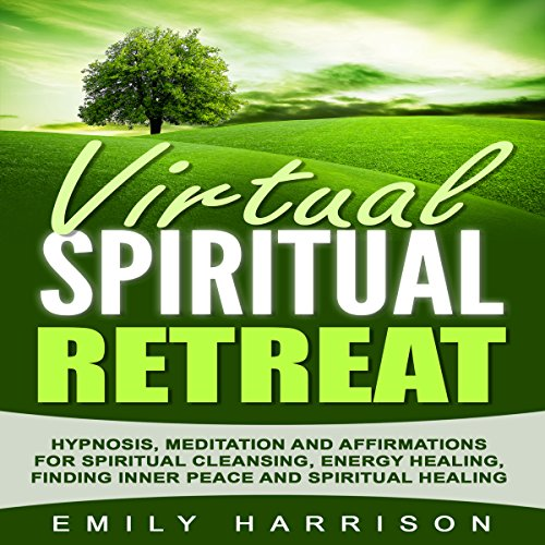 Virtual Spiritual Retreat audiobook cover art