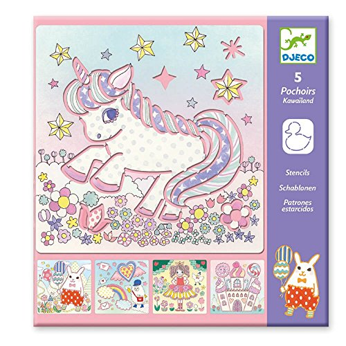 Djeco Kreativ Set Unicorns