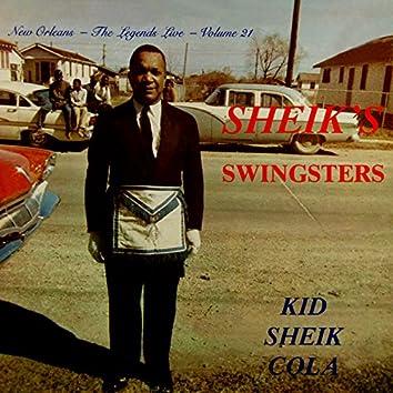 Sheik's Swingsters