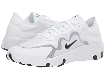 Nike Renew Lucent (White/Black) Men