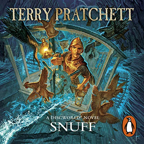 Book cover of  Snuff