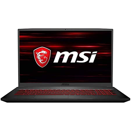"MSI - Laptop juegos GF75, 17.3"", FHD, delgada, 10ª gen., Intel Core i5-10300H, teclado retroiluminado, HDMI, wifi 6, cámara web, Alexa, USB-C, GeForce GTX 1650, Windows 10, 8 GB RAM, 512 GB PCIe SSD"