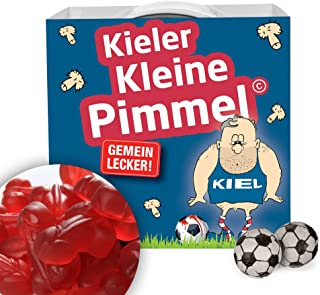 Kieler KLEINE PIMMEL | Echt gemein leckere Fruchtgummi für