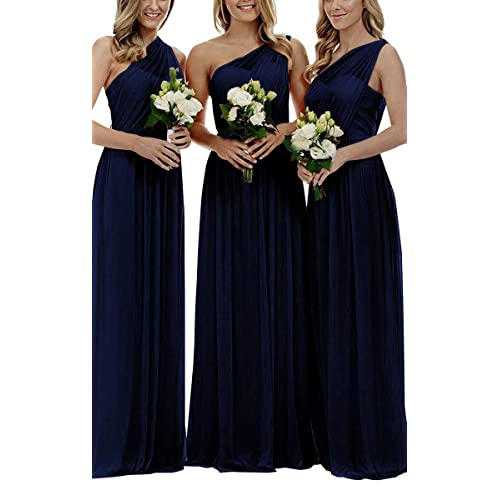 Navy Blue Gowns and Evening Dresses: Amazon.