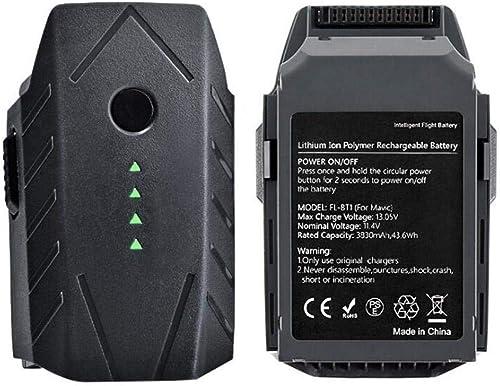 Batterie pour DJI Mavic Pro & Platinum & Alpine blanc Drone Original   LiPo 3S 3830mAh Batterie 11.4V 28min Temps De Vol