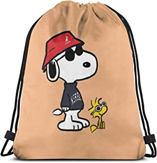 Snoopy Turnbeutel Small Foot Beutel Tasche Sporttasche Sportbeutel