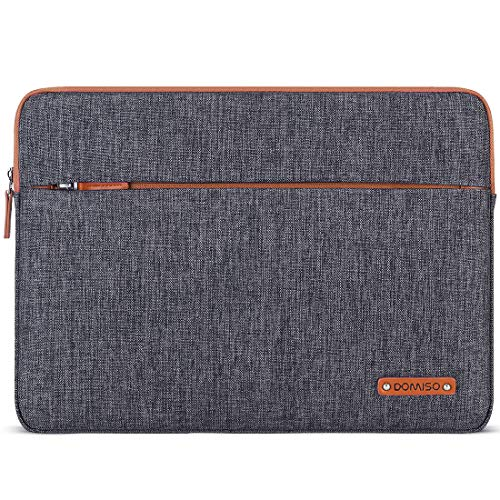 DOMISO 15.6 Zoll Wasserdicht Laptop Tasche Sleeve Hülle Notebook Hülle Schutzhülle für 15.6