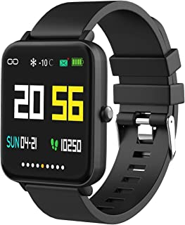 Foronechi Smart Watch for Android/Samsung/iPhone, Activity Fitness Tracker with IP68..