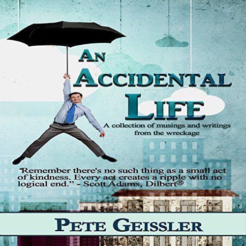 An Accidental Life audiobook cover art