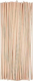 comprar comparacion Wooden Craft Dowels Rods 12 - 5/ 32 Inch, 100 Pieces