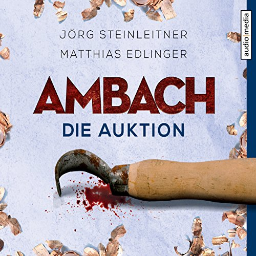 Die Auktion audiobook cover art