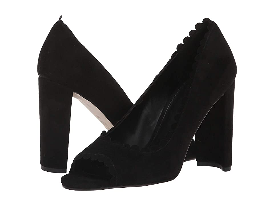 Pelle Moda Hope (Black Suede) Women